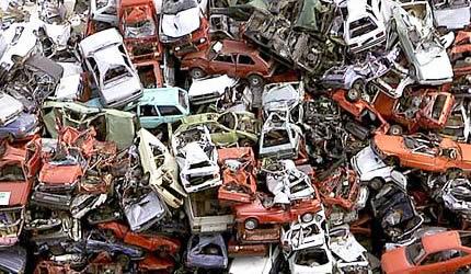 Scrap Cars Llandudno Conwy North Wales